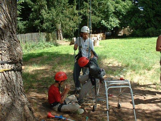 Des équipements et infrastructures adaptés aux handicap